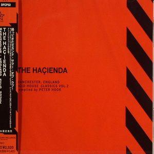 HOOK, Peter/VARIOUS - The Hacienda Manchester England Acid House Classics Vol 2