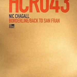 CHAGALL, Nic - Borderline