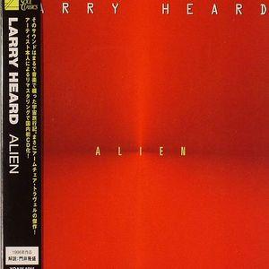 HEARD, Larry - Alien (Japanese remastered reissue)