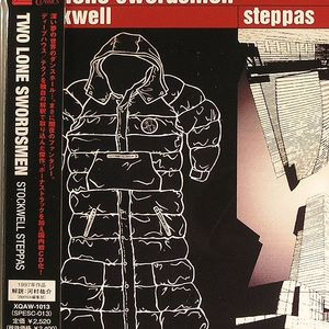 TWO LONE SWORDSMEN - Stockwell Steppas (Japanese remastered reissue with bonus track)