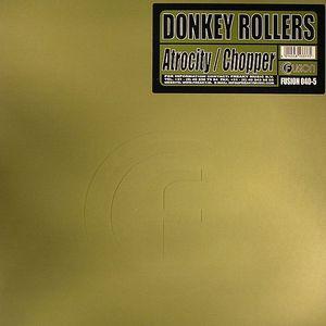 DONKEY ROLLERS - Atrocity