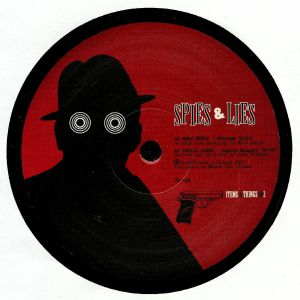 HOULE, Mark/THRILL COSBY/KASPER/ALEXI DELANO - Spies & Lies