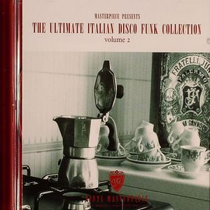 VARIOUS - The Ultimate Italian Disco Funk Collection Volume 2