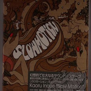 INOUE, Kaoru - Slow Motion