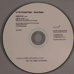 DJ TIM & DAVID KASSI - Snow Queen