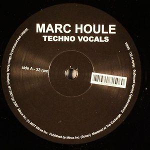 HOULE, Marc - Techno Vocals