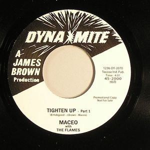 MACEO with THE FLAMES - Tighten Up Part 1 & 2