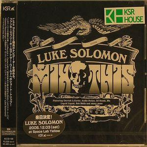 SOLOMON, Luke/VARIOUS - Mix This