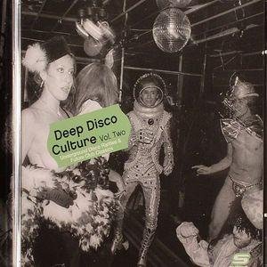 VARIOUS - Deep Disco Culture Vol Two: Underground Disco Rarities & Future Club Classics