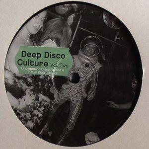 AZOTO/BUARI/UNIVERSAL ROBOT BAND/RAY MUNNINGS - Deep Disco Culture Volume 2