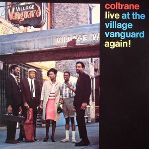 COLTRANE, John - Coltrane Live At The Village Vanguard Again!