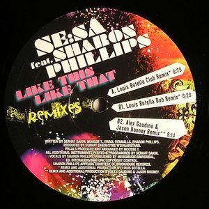 SE SA feat SHARON PHILLIPS - Like This Like That