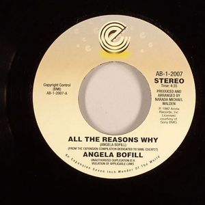 BOFILL, Angela - All The Reasons Why