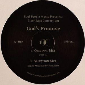 BLACK JAZZ CONSORTIUM - God's Promise