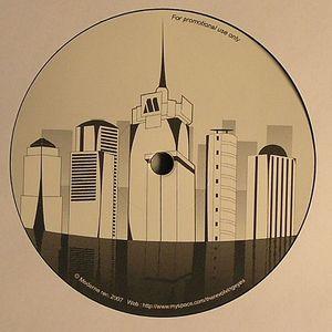 AJELLO/THE REVOLVING EYES - Split EP