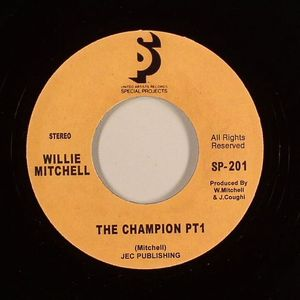 MITCHELL, Willie/THE MOHAWKS - The Champion