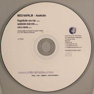 MISS NAPALM - Asskickin