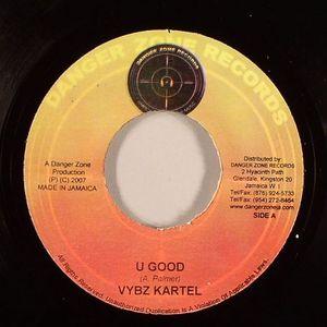 VYBZ KARTEL/EINSTEIN - U Good (U Hot Riddim)