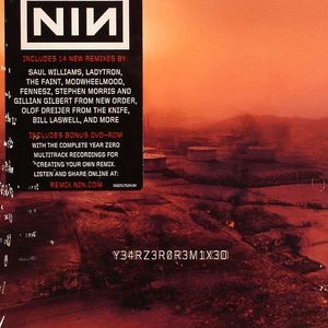 NINE INCH NAILS - Year Zero Remixed