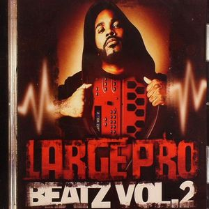 LARGE PRO - Beatz Vol 2