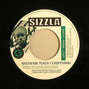 SIZZLA - Rastafari Teach I Everything