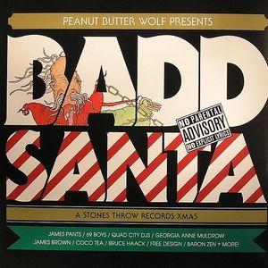 PEANUT BUTTER WOLF - Badd Santa