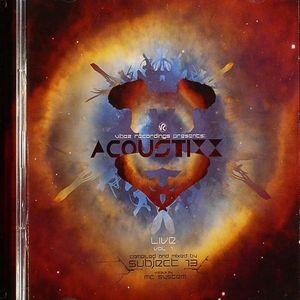SUBJECT 13/VARIOUS - Acoustixx Live Vol 1