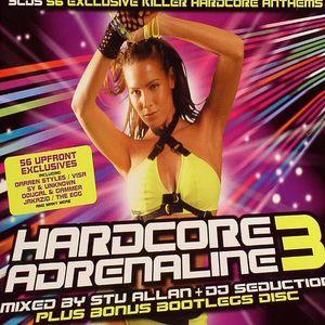 ALLAN, Stu/DJ SEDUCTION/VARIOUS - Hardcore Adrenaline 3