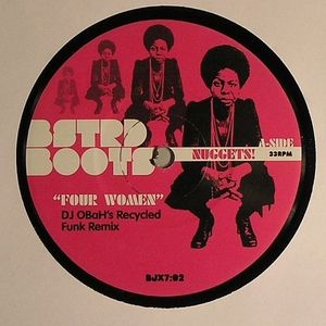 DJ OBAH/PEABODY & SHERMAN - Four Women