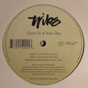 TRIBE COLLECTIVE - Livin' In A New Day (Carl Craig production)