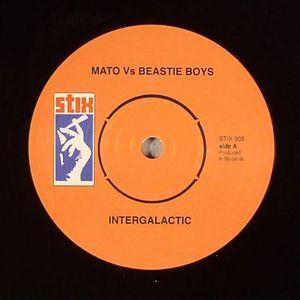 MATO vs BEASTIE BOYS/PUBLIC ENEMY - Intergalactic