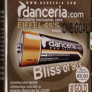 VARIOUS - Danceria.com Vol 6 Gold