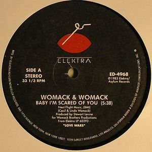WOMACK & WOMACK/DEE DEE BRIDGEWATER - Baby I'm Scared Of You