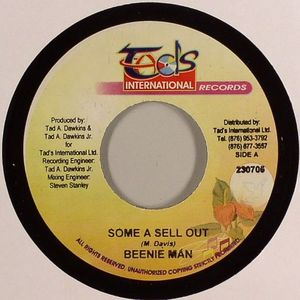 BEENIE MAN - Some A Sell Out (Hard Drugs Riddim)