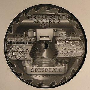 LAWRENCIUM/AIDS aka HELIUS ZHAMIQ/MR PORC - Cheper Killers EP