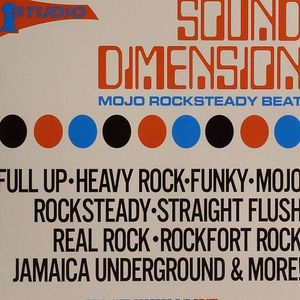SOUND DIMENSION - Mojo Rocksteady Beat