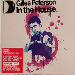 PETERSON, Gilles/VARIOUS - Gilles Peterson In The House