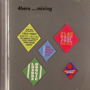 DEGO/VARIOUS - 4 Hero Mixing