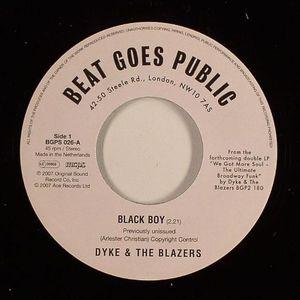 DYKE & THE BLAZERS - Black Boy