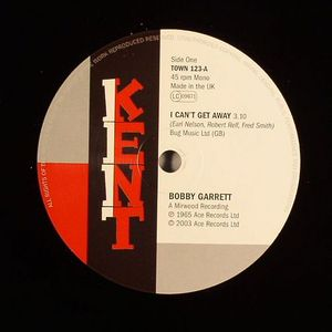 GARRETT, Bobby/CURTIS LEE - I Can't Get Away