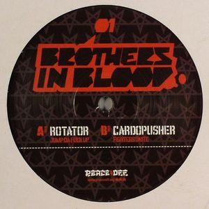 ROTATOR/CARDOPUSHER - Jump Da Fuck Up