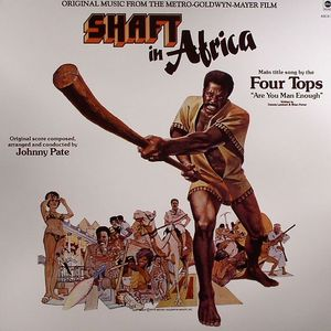 PATE, Johnny - Shaft In Africa (Soundtrack)