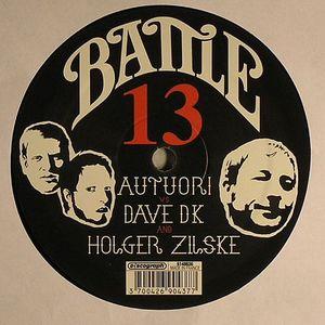 AUTUORI vs DAVE DK/HOLGER ZILSKE - Detox