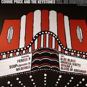 PRICE, Connie & THE KEYSTONES - Tell Me Something