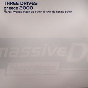 THREE DRIVES - Greece 2000