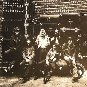 ALLMAN BROTHERS BAND, The - At Fillmore East (reissue with 2 bonus tracks)