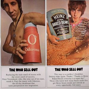 WHO, The - The Who Sell Out (reissue with 10 bonus tracks)