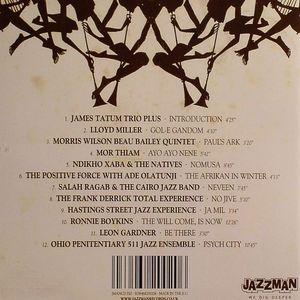 VARIOUS - Spiritual Jazz