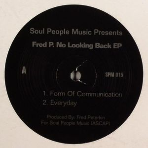 FRED P - No Looking Back EP