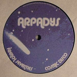 ARPADYS - Monkey Star
